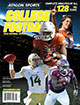 Athlon Sports 2014 College Football National Preview Magazine- Texas Longhorns/Texas A&M Aggies/Baylor Bears Cover