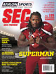 Athlon Sports 2013 College Football Southeastern (SEC) Preview Magazine- South Carolina Gamecocks Cover