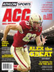 Athlon Sports 2013 College Football ACC Preview Magazine- Boston College Eagles Cover