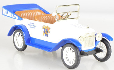 Kentucky Wildcats 1997-98 Basketball ERTL 1917 Maxwell Diecast Bank 1:25 LTD 1500