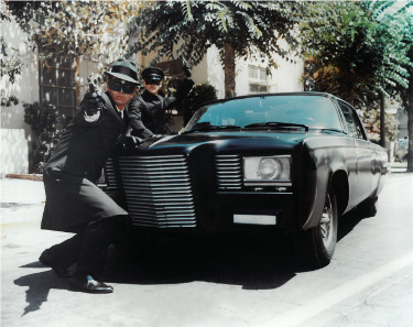 The Green Hornet Black Beauty unsigned Vintage Color 8x10 Photo (Van Williams/Bruce Lee)