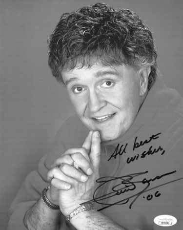 Whisperin' Bill Anderson signed Country Music Hall of Fame Vintage B&W 8x10 Photo All Best Wishes- JSA Hologram #DD39345