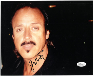 Jimmy Hart signed Wrestling 8x10 Photo- JSA #AA38328 (WCW/WWE Legend)