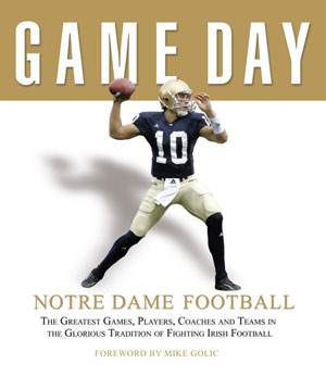 Notre Dame Fighting Irish Football Game Day Book Athlon Sports