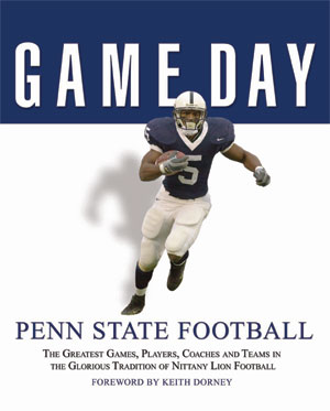 Penn State Nittany Lions Football Game Day Book Athlon Sports