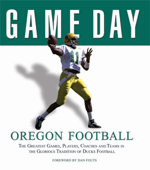 Oregon Ducks Football Game Day Book Athlon Sports