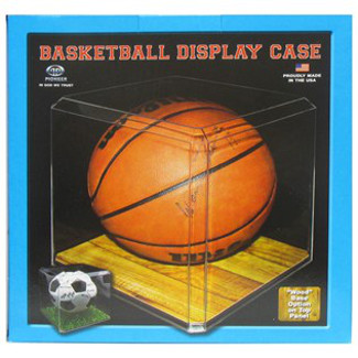 Basketball - Acrylic Clear Display Case