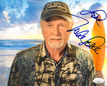 "Mike Love signed The Beach Boys 8x10 Photo ""Love""- JSA Hologram #CC08554"
