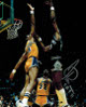 Artis Gilmore signed San Antonio Spurs 8x10 Photo HOF 2011
