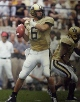 Jay Cutler Vanderbilt Commodores 16x20 Photo (Passing)