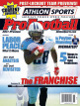 Chris Johnson unsigned Tennessee Titans 2011 Athlon Sports NFL Pro Football Magazine Preview