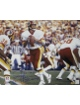 Joe Theismann signed Washington Redskins 16x20 Photo SBXVII Champs