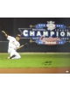 So Taguchi signed St. Louis Cardinals 16x20 Photo Sliding (2006 World Series Champs) English/Japanese