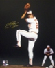 Jim Palmer signed Baltimore Orioles 16X20 Photo HOF 90