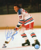 Phil Esposito signed New York Rangers 8x10 Photo
