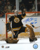 Gerry Cheevers Boston Bruins 8x10 Photo HOF 85