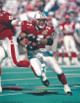Eddie George unsigned Tennessee Oilers Pro Bowl 8x10 Photo #27