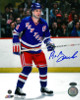 Ron Greschner signed New York Rangers 8x10 Photo