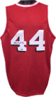 Frank Kaminsky signed Red w/ Shadow #'s Custom Stitched College Basketball Jersey #44 XL- Schwartz Hologram