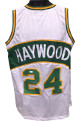 Spencer Haywood signed White TB Custom Stitched Basketball Jersey HOF 15 XL- JSA Hologram