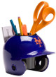 New York Mets MLB Baseball Schutt Mini Batting Helmet Desk Caddy