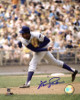 Fergie Jenkins signed Chicago Cubs 8X10 Photo (pitching)