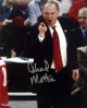 Thad Matta signed Ohio State Buckeyes Coaching 8x10 Photo