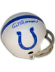 Art Donovan signed Baltimore Colts TB 2bar Mini Helmet- JSA Hologram