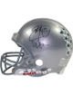 Archie Griffin signed Ohio State Buckeyes Full Size Authentic Helmet 74/75 w/ Eddie George- Steiner Hologram (Heisman)