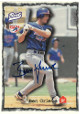 Ben Grieve signed Huntsville Stars 1997 Best Cards Baseball Card (1998 Rookie of the Year)