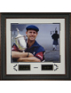 Payne Stewart unsigned 1999 US Open Engraved Signature Series 22x30 Leather Framed Photo