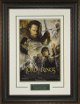 Lord of the Rings The Return of the King 20x28 Masterprint Poster - Premium Leather Framing
