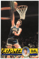 Bill Walton signed UCLA Bruins 4X6 Color Photo (layup)