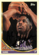AC Green signed Phoenix Suns 1994-95 Topps Basketball Trading Card #227