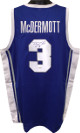 Doug McDermott signed Blue Custom Stitched College Basketball Jersey #3 XL- JSA Witnessed Hologram