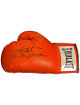 Larry Holmes signed Everlast Left Red Boxing Glove Easton Assassin