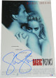 Sharon Stone signed Basic Instinct 11x17 Movie Poster- PSA Hologram (entertainment/movie memorabilia)