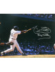 Cecil Fielder signed Detroit Tigers 16x20 Photo Big Daddy (swinging bat- horizontal)