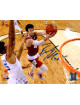 Frank Kaminsky signed Wisconsin Badgers 8x10 Photo #44 (2015 Final Four Lay up vs Kentucky)