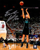Frank Kaminsky signed Charlotte Hornets 8x10 Photo #44 (Vertical-Jump Shot)