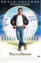 "Dwier Brown signed Field of Dreams 11x17 Movie Poster ""Is This Heaven?"" (black signature/John Kinsella)"