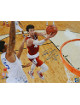Frank Kaminsky signed Wisconsin Badgers 16x20 Photo #44 (2015 Final Four Lay up vs Kentucky)