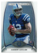 Andrew Luck 2012 Topps Platinum Indianapolis Colts Football Rookie Trading Card #150