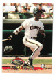 Barry Bonds 1993 Stadium Club San Francisco Giants Baseball 1st Day Production Trading Card #747