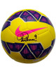 Mia Hamm signed USA Nike Yellow Women's Soccer Ball (Official size 5)- Beckett Witnessed Hologram