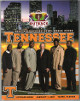 Tennessee Volunteers 2007 Outback Bowl Official College Football Media Guide January 1, 2007-excellent cond (Phillip Fulmer)