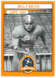 Billy Bevis signed Tennessee Volunteers 100th Anniversary Football Trading Card #239 (1945 Captain)