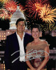 Vince Gill signed 8x10 Photo (pose with Amy Grant)- PSA/JSA/BAS Guaranteed To Pass
