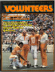 Tennessee Volunteers 1980 Football Media Guide/Program- excellent condition