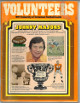 Tennessee Volunteers 1977 Football Media Guide/Program- cover wear/stains